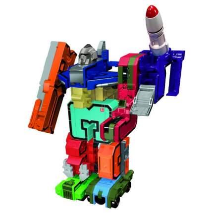 Трансформер 1 TOY Трансбот Боевой расчет Робот Мегабот MEGABOT 10 цифр