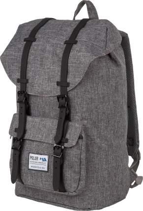 Рюкзак Polar 17211 13,1 л серый