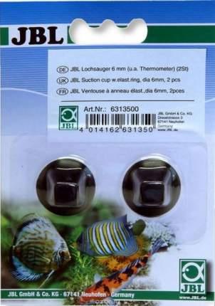 Присоска для термометра JBL LochSauger, 6мм, 2 шт
