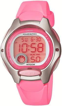 Наручные часы электронные женские Casio Collection LW-200-4B