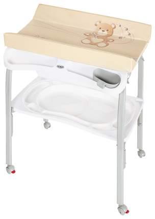 Пеленальный столик Brevi Pratico My Little Bear