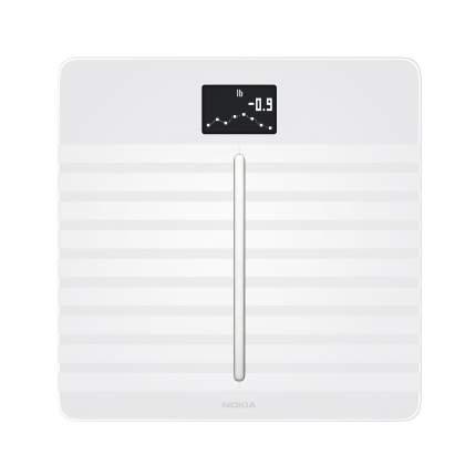 Весы напольные Nokia Body White