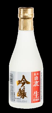 Саке Hakushika Ginjo Namachozo