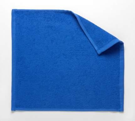 Полотенце махровое кухонное (синее) 30х30