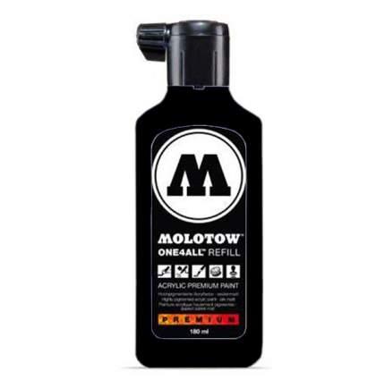 Акриловая заправка для маркеров Molotow One4All 180мл