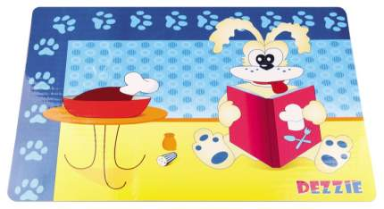 Коврик под миску для животных Dezzie Кулинар