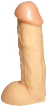 Насадка-фаллос телесный 17 см