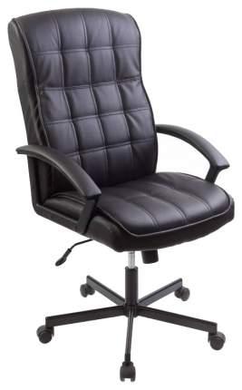Кресло руководителя Бюрократ CH-823AXSN/BLACK, черный