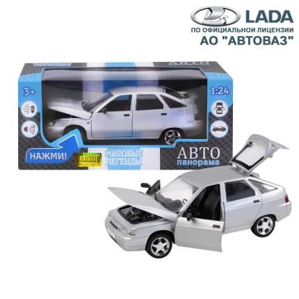 Машинка Автопанорама металлическая ВАЗ 2112 1:22 JB1200162