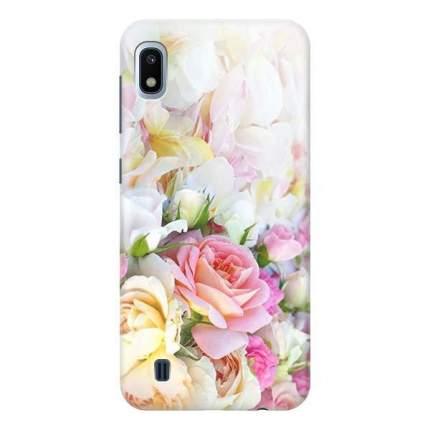 Чехол Gosso Cases для Samsung Galaxy A10 «Нежные розы»