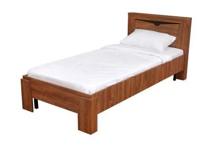 Кровать без подъёмного механизма Hoff Соренто, дуб стирлинг