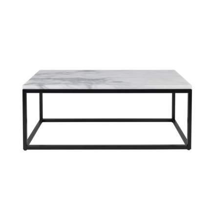 Кофейный столик Zuiver 35х90х40 см, черный
