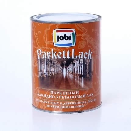 Лак JOBI PARKETTLACK паркет алкидно-уретановый глянц 0,9л
