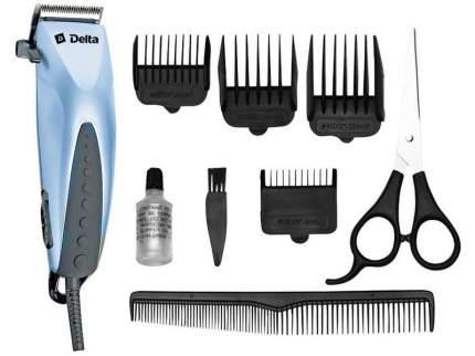 Машинка для стрижки волос Delta DL-4013 Blue