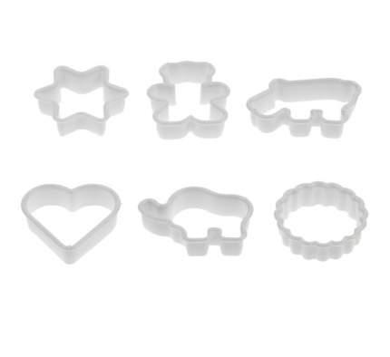 Набор форм для печенья, 6 шт Сима-ленд 936366
