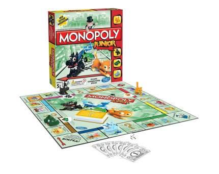 Семейная настольная игра моя первая монополия a6984