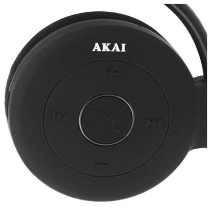 Беспроводные наушники Akai HD-152 Black