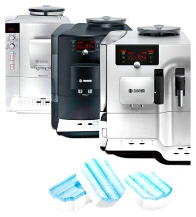 Чистящее средство для кофемашины Bosch TCZ8002