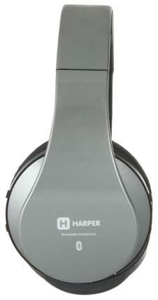 Беспроводные наушники Harper HB-200 Black