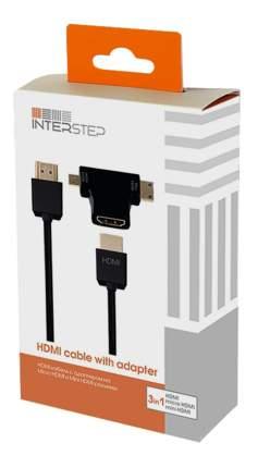 Кабель цифровой аудио-видео interstep IS-DC-HDMI150AD-000B201