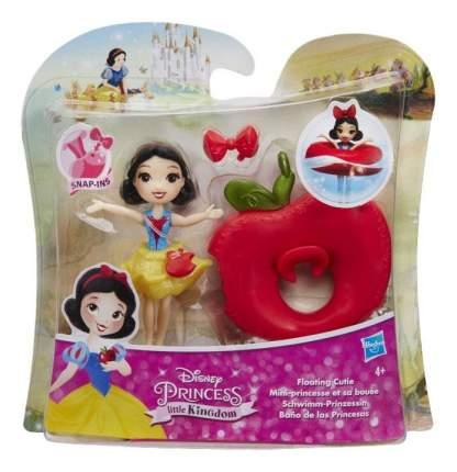 Маленькая кукла Disney Принцесса, плавающая на круге b8966