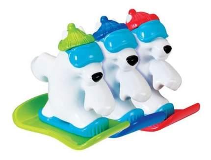 Tomy bathtoys t71162 томи игрушки для ванны полярные медведи-сноубордисты