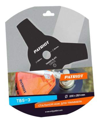 Нож для триммера PATRIOT TBS-3 809115200