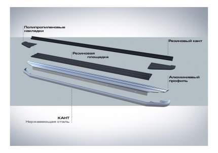 Порог-площадка RIVAL для Lexus (A180ALP.3203.1)