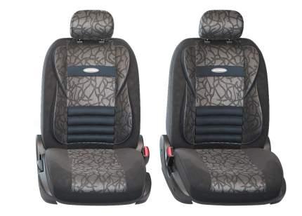 Комплект чехлов на сиденья Autoprofi Comfort Combo CMB-1105 ANTHRACITE (M)