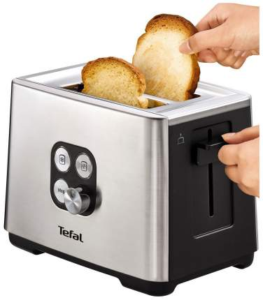 Тостер Tefal Cube TT420D30 Silver