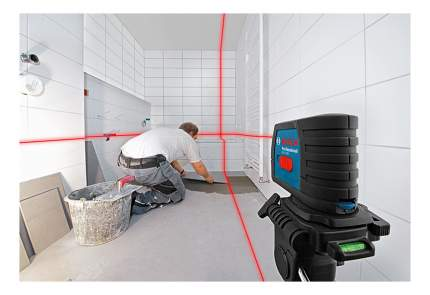 Лазерный нивелир Bosch GLL 2-15 Prof 601063701