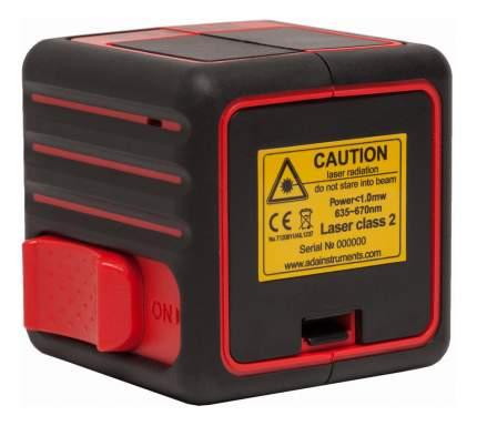 Построитель лазерных плоскостей ADA Cube Basic Edition (построитель, батарея, инструкция)