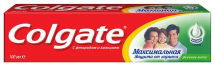 Зубная паста Colgate Максимальная Защита от Кариеса Двойная Мята 100 мл