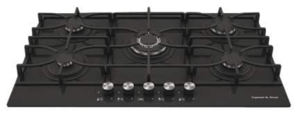 Встраиваемая варочная панель газовая Zigmund & Shtain MN 115.91 B Black