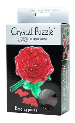 Пазлы Crystal Puzzle Роза красная 90113