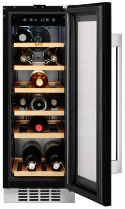 Встраиваемый винный шкаф AEG SWB63001DG