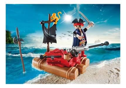 Игровой набор Playmobil PLAYMOBIL Возьми с собой. Пиратский плот