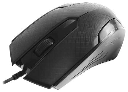 Проводная мышка Crown CMM-100 Black