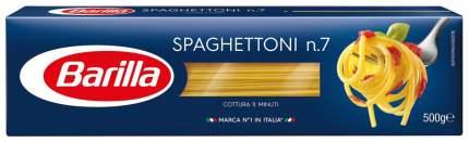 Макароны Barilla spaghettoni №7 500 г