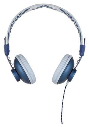 Наушники Marley Positive Vibration EM-JH011-DN Blue/White