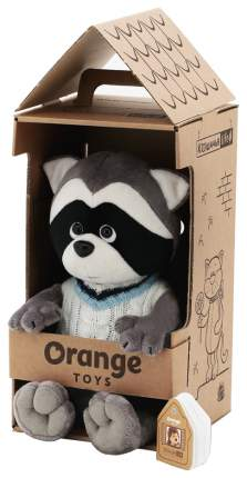 Мягкая игрушка Orange Toys Енотик Дэнни Студент 25 см