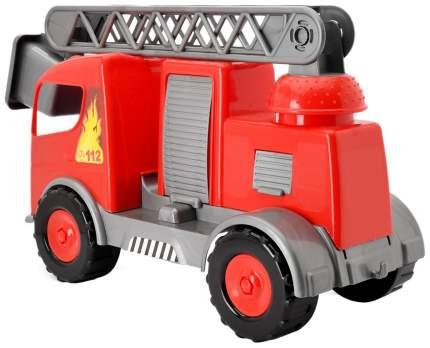 Пожарная машина ZebraToys 15-11130 большая Красная