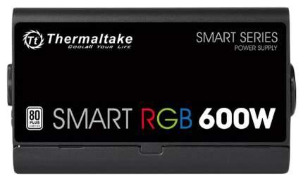 Блок питания компьютера Thermaltake Smart RGB PS-SPR-0600NHSAWE-1