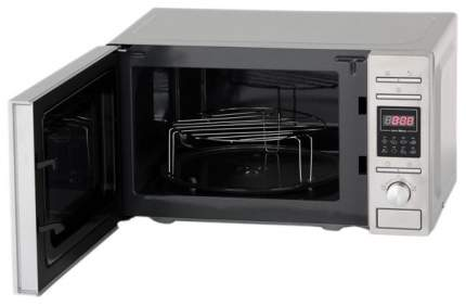 Микроволновая печь с грилем Midea AG820CP2-S silver