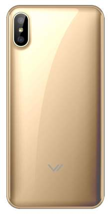 Смартфон Vertex Impress Click 8Gb Gold