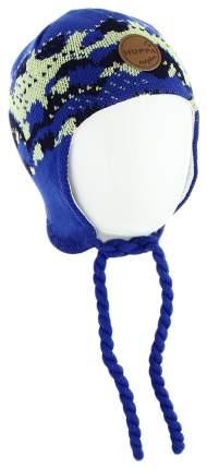Шапка для малышей Huppa 8371AS14-035-0XS р.43 см синяя