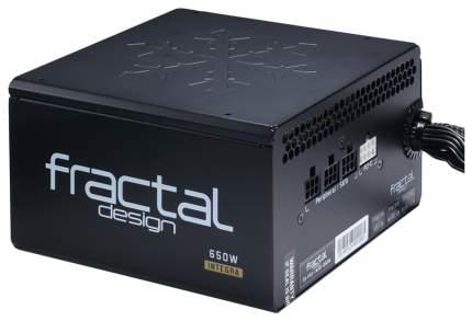 Блок питания компьютера Fractal Design INTEGRA M FD-PSU-IN3B-650W