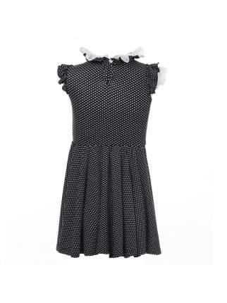 Платье Маленькая Леди темно-синий р.110