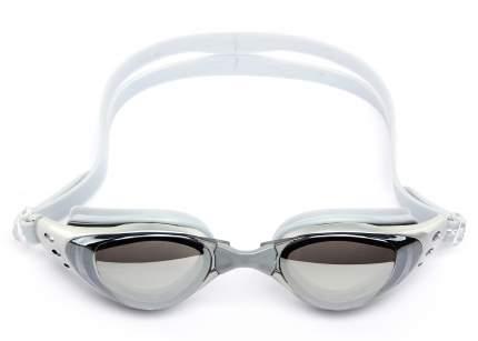 Очки для плавания Larsen R-G6811М серые