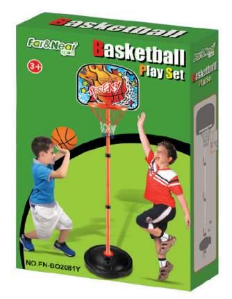 Стойка баскетбольная FN-BO2081Y
